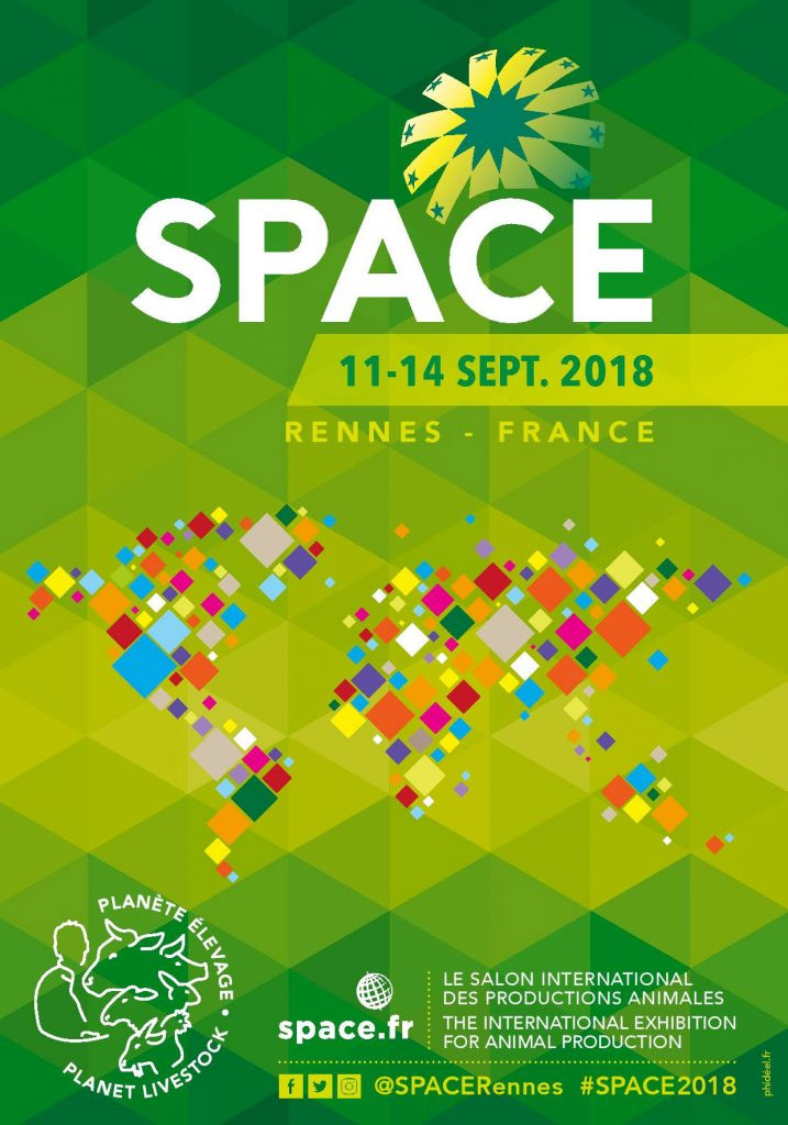 salon space 2018 affiche
